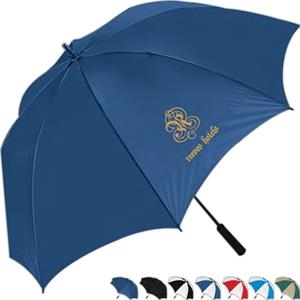 "Pro Golf - Umbrella With 62"" Arc And Fiberglass Shaft"
