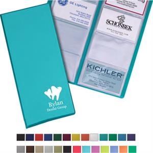 Value Plus - Card File, Holds Up To 112 Business Cards, 4 Per Page