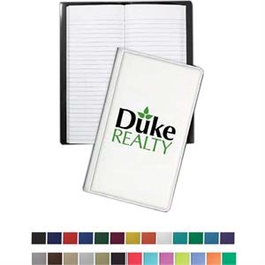 Jr. - Hot Stamping - Pipe Tally Book Includes Ruled, Removable Sewn Pad