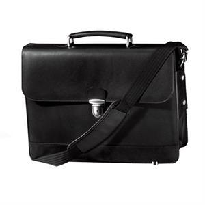 Metro Flapover Laptop Briefcase