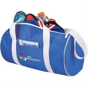 """Game Day Sport 19\"""" Ripstop Duffel"""