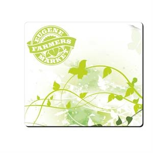 Fabric surface mouse pad