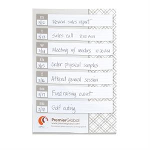 "25 Sheets - Eco Friendly Sheet Pad, 6"" X 9"". Always In Stock"