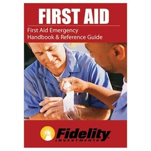 High Quality 48 Page First Aid Manual