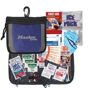 This First Aid Kit Contains Essential First Aid Items