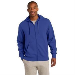 Sport-Tek Full-Zip Hooded Sweatshirt.