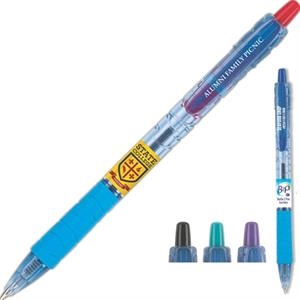 B2p - Four Color Process - World's First Pens Made From Recycled Bottles! Made From 86% Recycled Content