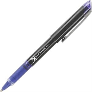 Vball (r) Grip - Rolling Ball Pen With Rubber Grip. 5mm Extra Fine Point