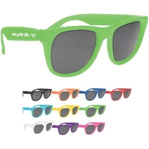 Sunglasses With Uv400, Uva And Uvb Protection