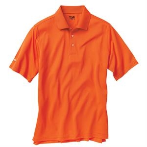 2 X L - Men's Polo Shirt With A Sporty Texture