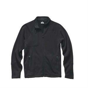 S- X L - Mens' Full Zip Jacket