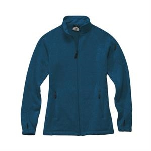 S- X L - Ladies' Full Zip Jacket