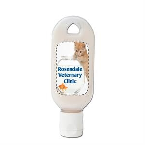 Unscented Skin Lotion In A Press-top Tottle Bottle With Aloe Vera And Vitamin E