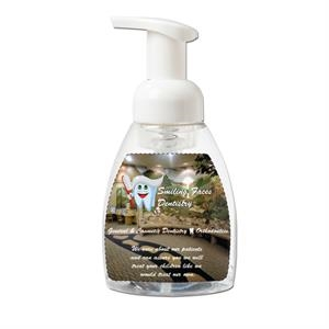 8 Oz - Alcohol Free Foaming Hand Sanitizer, Formulated And Manufactured In The U.s.a