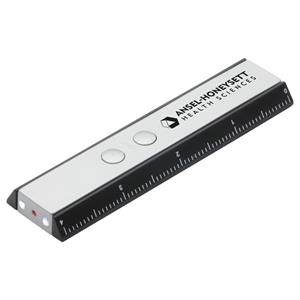 Ruler With Led Light And Laser Pointer