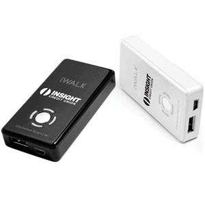 Rechargeable Mobile Battery Pack Compatible With Apple Iphone And Ipod