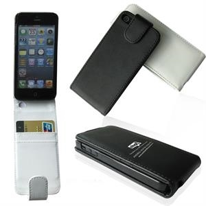 Leather Case Cover For Iphone 5/5s/credit Card Holder