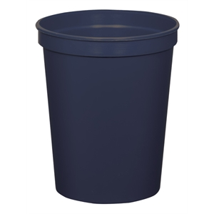 Navy - 12oz Stadium Cup Available In 12 Colors
