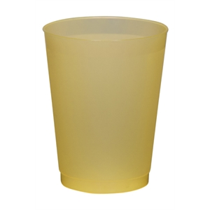 Frost Flex - Translucent Yellow - 16oz Frost Flex Shatter Proof Cup In 14 Colors
