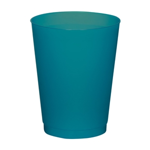 Frost Flex - Translucent Teal - 16oz Frost Flex Shatter Proof Cup In 14 Colors