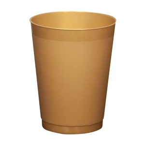 Frost Flex - Metallic Gold - 16oz Frost Flex Shatter Proof Cup In 14 Colors