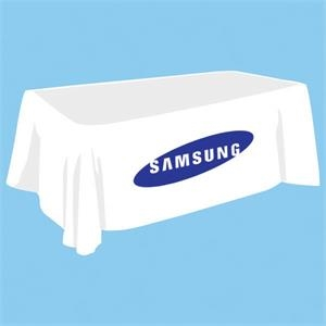 6Ft Draped Tablecover-1 Color Non-fitted