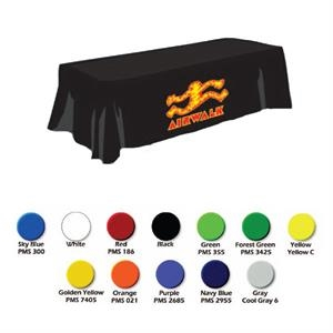 8FT 2-Color Tablecloth