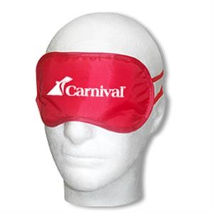 Red Satin Sleep Mask