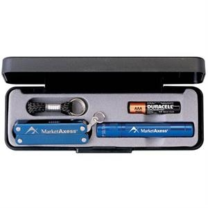 Mag-Lite LED Solitaire (R) With Multifunction Mini Tool
