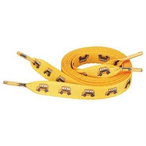 """Full Color Shoelaces - 1/2\""""W x 27\""""L"""