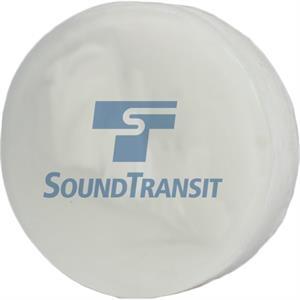 Round Soap With Logo - 2 oz.