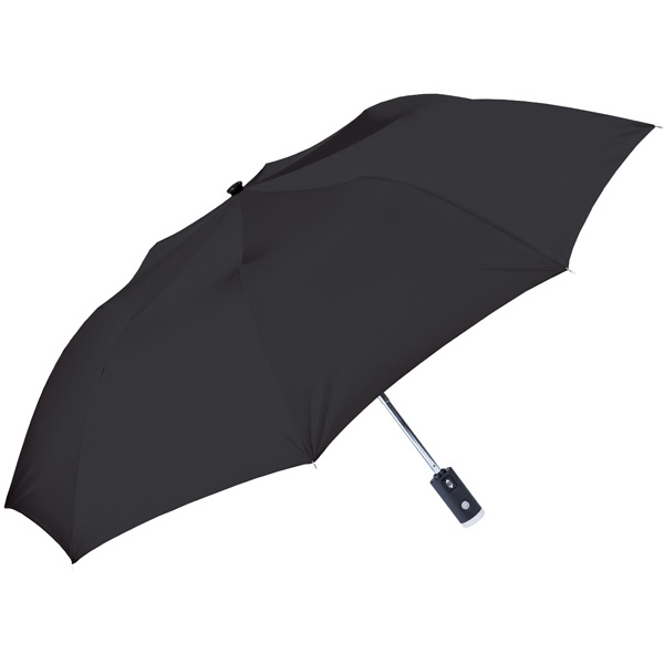 "Nitevision (tm) Junior - 42"" Arc Umbrella With Led Light Handle Photo"