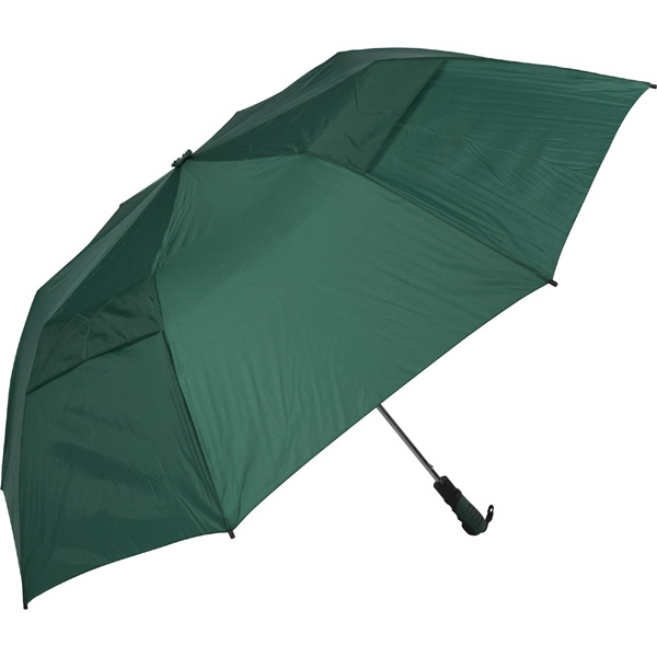 "The Professional 345 (tm) - Pine - Folding Golf Umbrella, Folds To 22"" Photo"