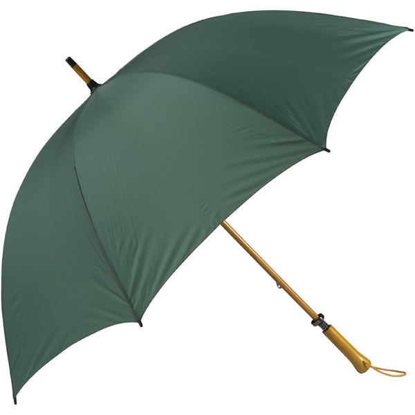 Eagle (tm) - Pine - Classic Golf Size Umbrella With Wooden Shaft Photo