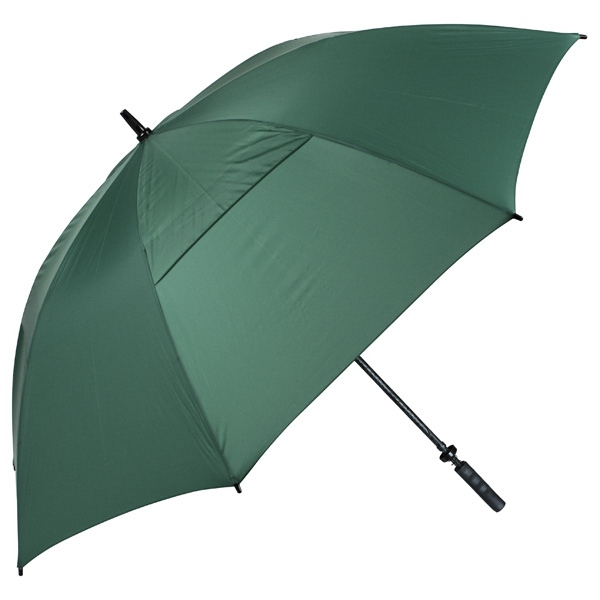 "Hurricane 345 (r) Tour Plus - Pine - Golf Umbrella With A 62"" Arc And Wind-vents Photo"