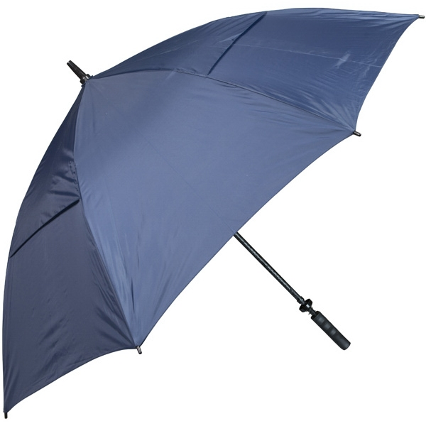 Hurricane 345 (r) Auto Open - Navy - Special Edition Wind-vented Auto Open Golf Umbrella Photo