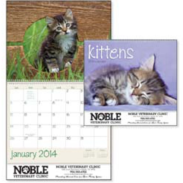 This Adorable 2015 Calendar Full Of Wonderful Kitten Photos Is Hard To Resist Photo