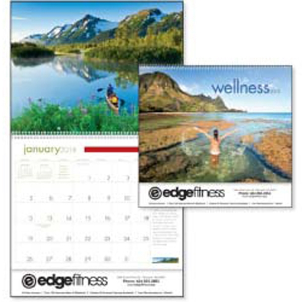 Wellness - Daydream Your Cares Away With These Beautiful Scenic Images In This 2015 Calendar Photo