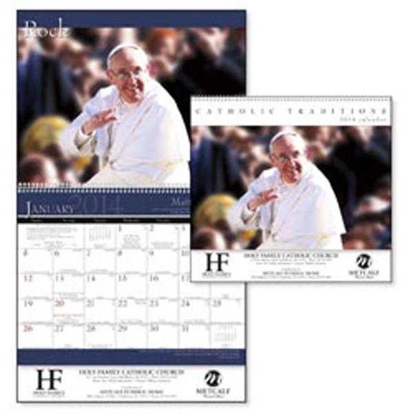 Catholic Traditions - An Inspiring Guide To Catholic Sacraments In This 2015 Calendar Photo