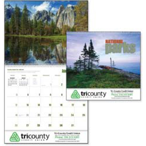 Enjoy The Natural Beauty Of America's National Parks With This 2015 Calendar Photo
