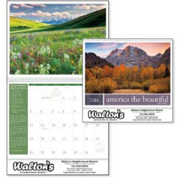 America The Beautiful - 2015 Calendar With Images And Delicious Recipes From Across The United States Photo