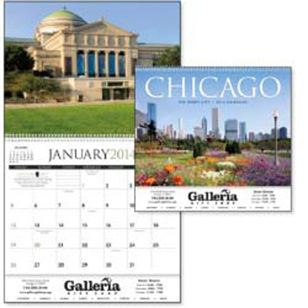 2015 Chicago Calendar Photo