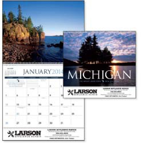 This 2015 Calendar Gives You A 12-month Tour Of Michigan's Unforgettable Scenery Photo