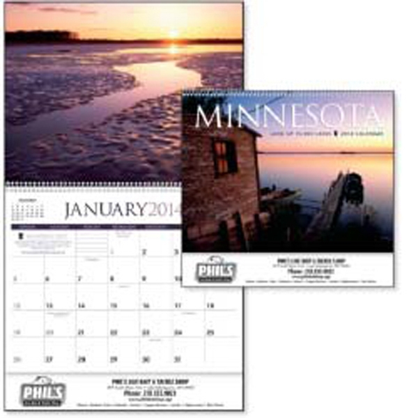 This 2015 Calendar Gives You A Glimpse Of Minnesota's Seasonal Beauty Photo
