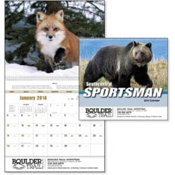 Southcentral Sportsman - Get Hunters Ready For Openers With This Region Specific South Central 2015 Calendar Photo