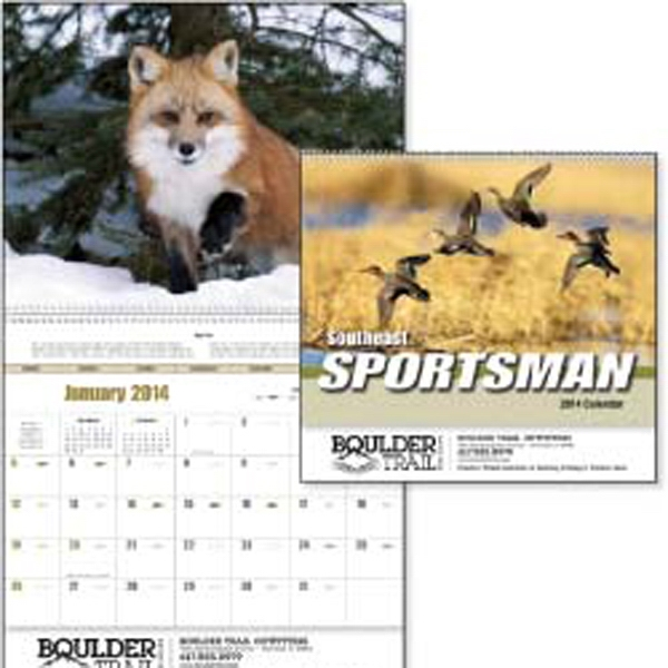 Southeast Sportsman - Get Hunters Ready For Openers With This Region Specific South East 2015 Calendar Photo