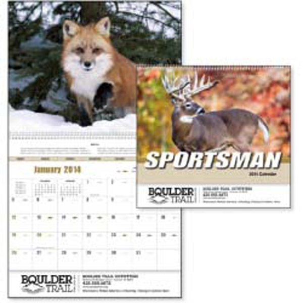 Sportsman (r) - Brilliant Photography Keeps You In The Hunt For 12 Months In This 2015 Calendar Photo