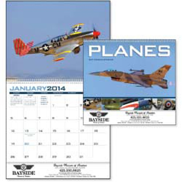 These Classic Planes Take Flight Every Month Of The Year In This 2015 Calendar Photo