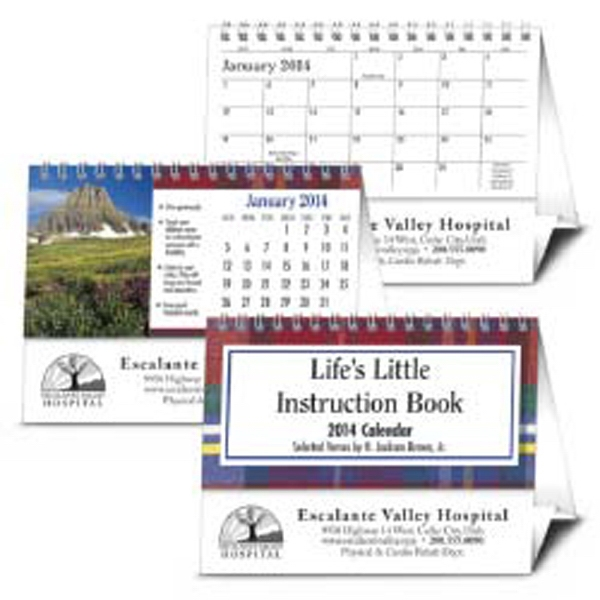 Life's Little Instruction Book - 2015 Desk Calendar With Advice And Things We Know But Often Need To Be Reminded Of Photo