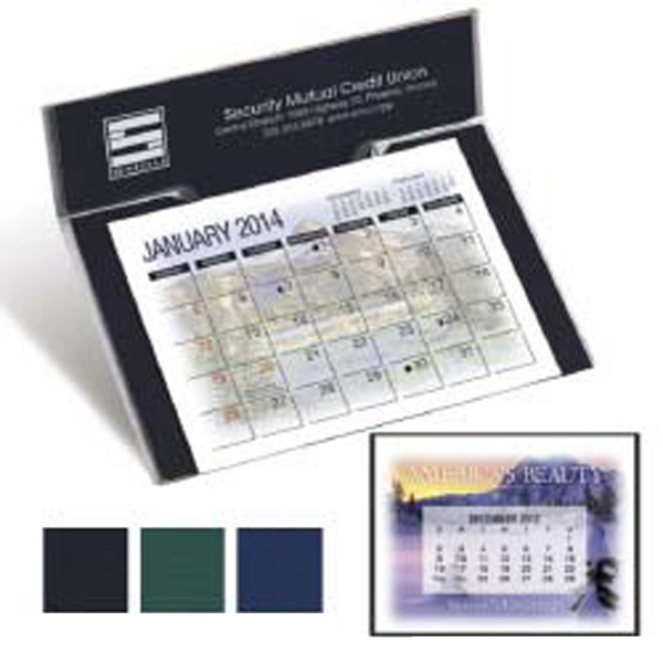 America's Beauty - Eye-catching 2015 Desk Calendar With Beautiful Scenery Photo